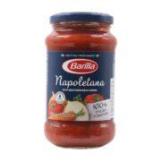 سس گوجه فرنگی و سبزیجات مدیترانه باریلا Barilla