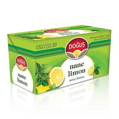 چای لیمو نعناع دوغوش Dogus