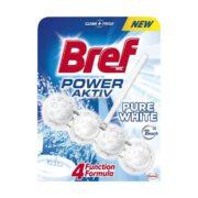 خوشبو کننده توالت فرنگی برف مدل Bref Pure White