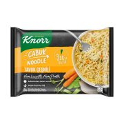 نودل کنور با آب مرغ و سبزیجات Knorr