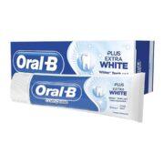 خمیردندان سفیدکننده پلاس اورال بی Oral-B Plus Exra White
