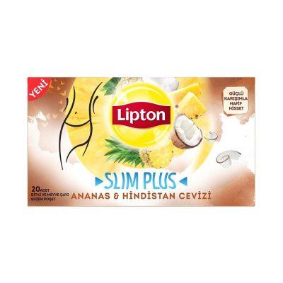 چای نارگیل و آناناس لیپتون Lipton