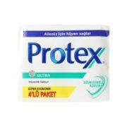 صابون اولترا پروتکس 4 عددی Protex Ultra