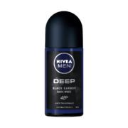 رول ضدتعریق نیوا Nivea Deep Black Carbon