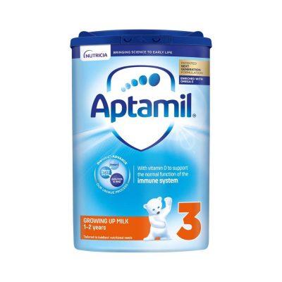 شیر خشک شماره 3 آپتامیل Aptamil