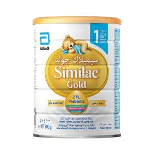 شیر خشک شماره 1 سیمیلاک گلد Similac Gold