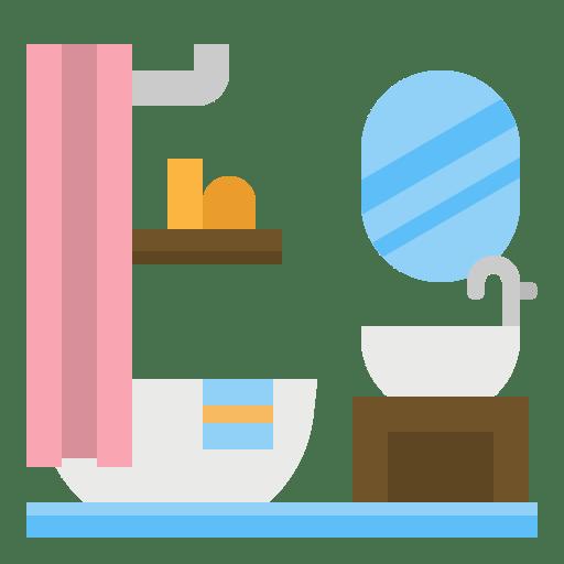 محصولات استحمام