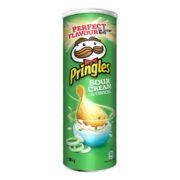 چیپس پیاز و خامه ترش پرینگلز Pringles