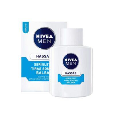 افترشیو خنک کننده نیوا برای پوست های حساس مدل Nivea Sensitive Cool