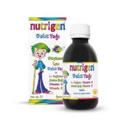 شربت افزایش قد کودک نوتریژن حاوی روغن ماهی Nutrigen