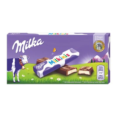 شکلات میلکا میلکی نیز Milka Milkinis
