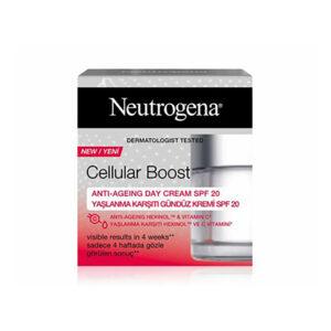 کرم ضد پیری نوتروژینا Neutrogena