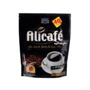 قهوه فوری علی کافه بسته 40 عددی Alicafe