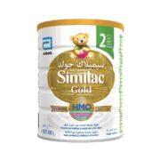 شیر خشک گلد شماره 2 سیمیلاک Similac Gold