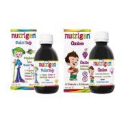 پکیج شربت افزایش قد و مولتی ویتامین نوتریژن Nutrigen
