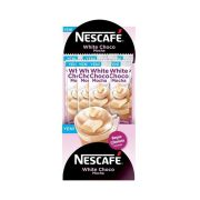 قهوه فوری موکا نسکافه با شکلات سفید Nescafe White Choco Mocha