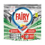 قرص ماشین ظرفشویی پلاتینیوم پلاس 100 تایی فیری Fairy