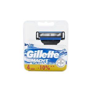 تیغ یدک ژیلت بسته 4 عددی مدل استارت Gillette Mach3 Start