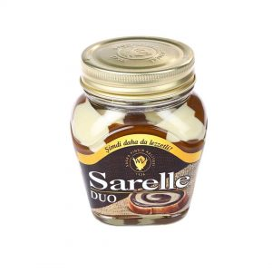 کرم فندقی با کاکائو سارلا Sarelle