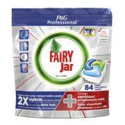 قرص ماشین ظرفشویی 84 عددی فیری Fairy Jar