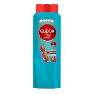 شامپوی روزانه برای موهای پرحجم حاوی روغن هسته انار الیدرو Elidor