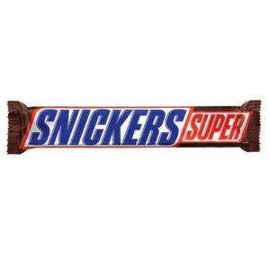 شکلات مغزدار سوپر اسنیکرز Snickers