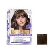 رنگ مو شماره 6.11 لورال رنگ خاکستری تیره Loreal Excellence