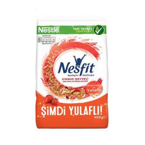 غلات صبحانه میوه های قرمز نستله Nestle