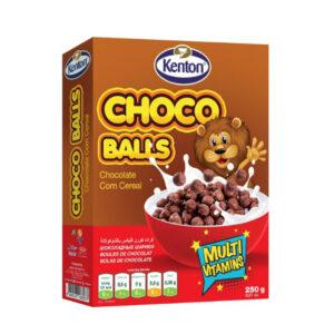 کورن فلکس دانه ذرت شکلاتی چوکو بالز Choco Balls